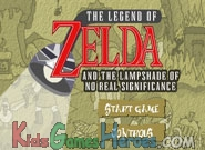 Play Zelda - Lampshade