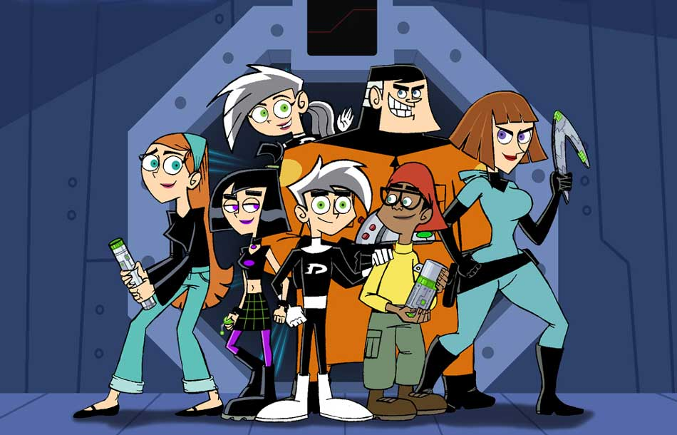Danny Phantom Games