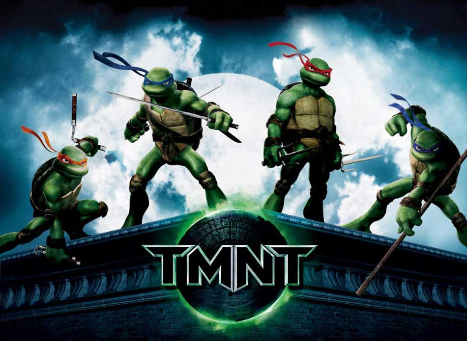 teenage ninja mutant turtles games