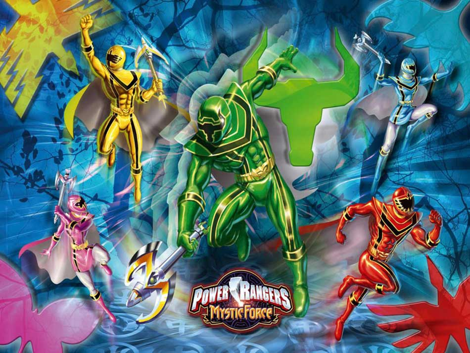 games with power rangers