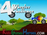 4 Wheeler Challenge Icon