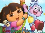 Dora the Explorer - Big Birthday Adventure Icon