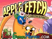 Adventure Time - Apple Fetch Icon