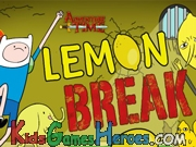 Adventure Time - Lemon Break Icon