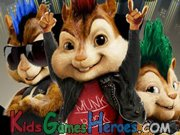 Play Alvin and the Chipmunks 3 - Race to the Concert