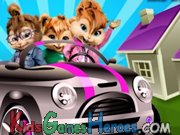 Alvin and the Chipmunks 3 - The Chipettes - Dash Adventure Icon