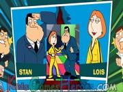 American Dad Vs Family Guy - Kung Fu Icon