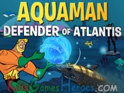 Aquaman - Defender of Atlantis Icon