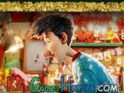Arthur Christmas - Letter To Arthur Icon