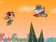 Play The Powerpuff Girls - Attack of the PuppyBots