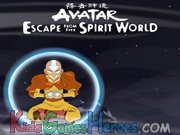 Avatar - Escape From the Spirit World Icon