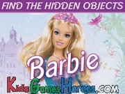 Play Barbie - Find The Hidden Objects