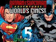 Play Batman and Superman Adventures World's Finest - Chapter 5