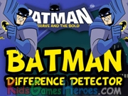 Batman Difference Detector Icon