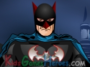 Play Batman - New Batman Dress Up