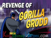 Batman - Revenge of Gorilla Grodd Icon