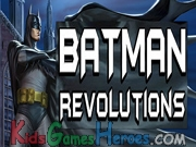 Batman Revolutions Icon