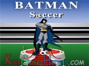 Play Batman - Soccer FIFA 2010