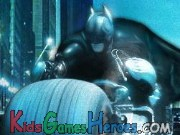 Play Batman The Dark Knight Rises - Gotham City Street Chase