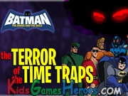 Batman - The Terror Of The Time Traps Icon