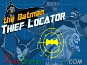 Play Batman - Thief Locator