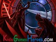 Batman vs Darth Vaider Icon