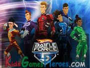 Play Battle Force 5 -  Tangler ATV Threat
