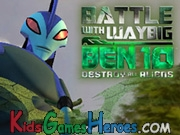 Ben 10 - Battle With Way Big Icon