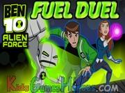 Play Ben 10 - Fuel Duel