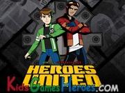 Ben 10/Generator Rex - Heroes United Icon