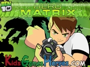 Play Ben 10 - Hero Matrix