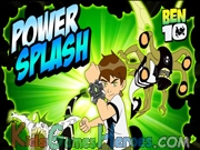 Ben 10 Power Splash Icon