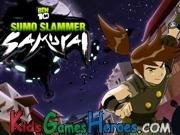 Ben 10 - Sumo Slammer Samurai Icon