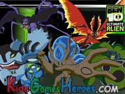 Play Ben 10 - Ultimate Defense