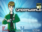 Ben 10 Underworld Icon