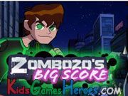 Play Ben 10 - Zombozo´s Big Score