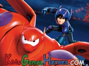 Play Big Hero 6 - BayMax Sky Patrol