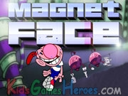 Billy and Mandy - Magnet Face Icon