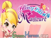 Play Bling Bling Manicure