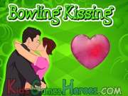 Bowling Kissing Icon