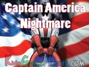 Play Captain America - Nightmare