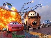 Cars 2 - Movie Trailer Icon