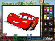 Cars - Painting Icon