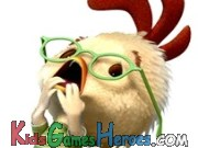 Chicken Little - Memory Game Icon