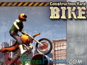 Construction Yard Bike Icon