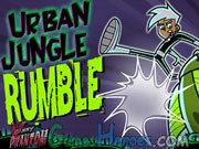 Play Danny Phantom - Urban Jungle Rumble