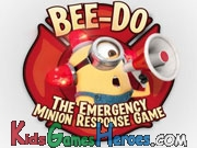 Play Despicable Me 2 - Bee Do The Emergency Minion Response Game