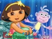 Play Dora the Explorer - Mermaid Adventure