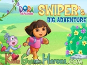 Play Dora the Explorer - Swiper's Big Adventure