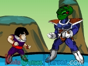 Play Dragon Ball -  Gohans Adventure